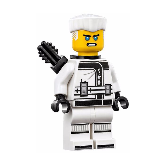 Lego zane minifigure brick owl lego marketplace - Ninjago lego zane ...