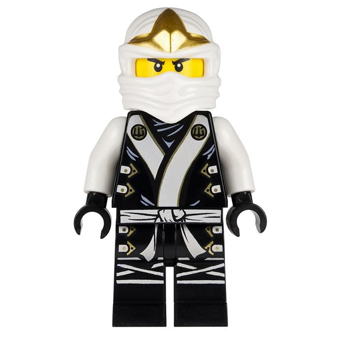 ausmalbilder ninjago zane ideen