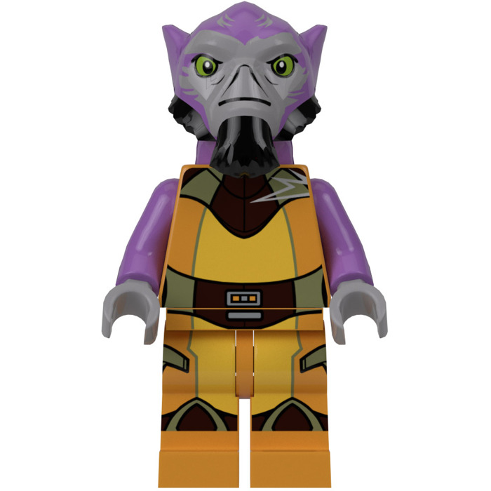 lego star wars rebels zeb wwwpixsharkcom images