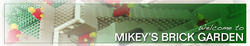 Mikeys Brick Garden