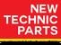 NEW TECHNIC PARTS - MOC BUILDERS PARADISE