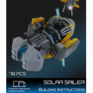 28 Bricks Later Solar Sailer Instructions