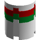 BoxerBricks Octan Barrel Set