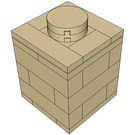 Dag's Bricks 1 x 1 Brick Instructions