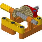 FLL Workshop Power Transmission Module - Bevel Gear 3:5 Turn