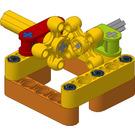 FLL Workshop Power Transmission Module - Knob Gear 1:1 Turn
