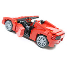 ICHIBAN Toys Sports Car Set