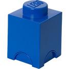 LEGO 1 stud Blue Storage Brick (5004268)