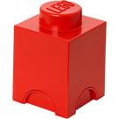 LEGO 1 stud Red Storage Brick (5003566)