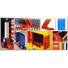 LEGO 12 doors and 5 hinges Set 906
