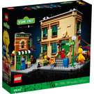 LEGO 123 Sesame Street Set 21324 Packaging