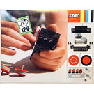 LEGO 12V Motor with Accessories Pack Set 702-1