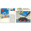 LEGO 12V Motor with Accessories Pack Set 702-1 Instructions