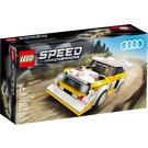 LEGO 1985 Audi Sport Quattro S1 Set 76897 Packaging