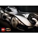LEGO 1989 Batmobile Set 76139 Instructions