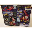 LEGO 1989 Technic Foldout Poster