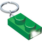 LEGO 1x2 Brick Key Light (Green) (5004263)