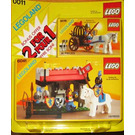 LEGO 2 For 1 Bonus Offer Set 0011-3