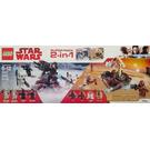 LEGO 2-in-1 Super Pack Set 66597