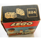 LEGO 2 x 2 Curved Brick Pack Set 224