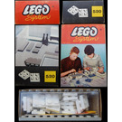 LEGO 2 x 2 Plates (architectural hobby und modelbau version) Set 520-3