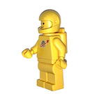LEGO 2009 Reissue Classic Space Yellow with Airtanks and Modern Helmet Minifigure
