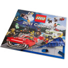 LEGO 2011 US Calendar (852997)