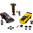 LEGO 2018 Dodge Challenger SRT Demon and 1970 Dodge Charger R/T Set 75893