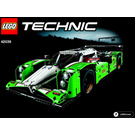 LEGO 24 Hours Race Car Set 42039 Instructions