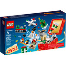 LEGO 24 in 1 Holiday Countdown Set 40222 Packaging