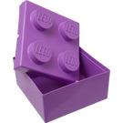 LEGO 2x2 Box Purple (853381)
