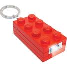 LEGO 2x4 Brick Key Light (Red) (5002471)
