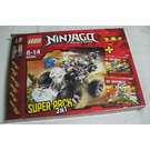 LEGO 3-in-1 Super Pack Set 66394 Packaging