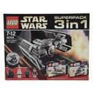 LEGO 3 in 1 Superpack Set 66308