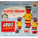 LEGO 3 Little Indians Set 805-2