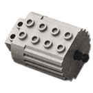 LEGO 4.5 Volt Technic Motor With Two Prong Holes