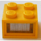 LEGO 4.5V Electric Brick with 3 Holes