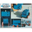LEGO 4.5V Motor Set 102-1