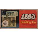 LEGO 4.5V Samsonite Gears Motor Set 002