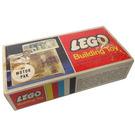 LEGO 4.5V Samsonite Gears Motor Set 002 Packaging