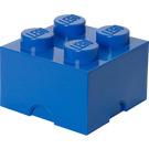 LEGO 4 stud Blue Storage Brick (5003574)
