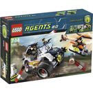 LEGO 4-Wheeling Pursuit Set 8969 Packaging