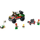 LEGO 4 x 4 Off Roader Set 60115