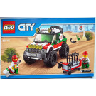 LEGO 4 x 4 Off Roader Set 60115 Instructions
