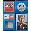LEGO 4 x 8 Plates, White Set 463