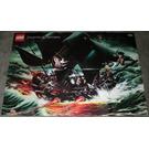 LEGO 4184 - V 29/39 A1 Folded 3 (98463)