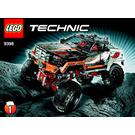 LEGO 4x4 Crawler Set 9398 Instructions
