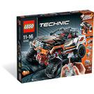 LEGO 4x4 Crawler Set 9398 Packaging
