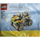 LEGO 4x4 Dynamo Set 20014