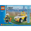 LEGO 4x4 Fire Truck Set 20002
